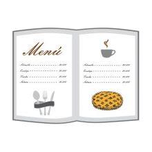 menús de cartas restaurantes | Imprenta Gráficas Coigsa