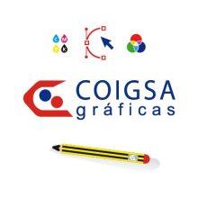 diseño gráfico | web - Imprenta Gráficas Coigsa
