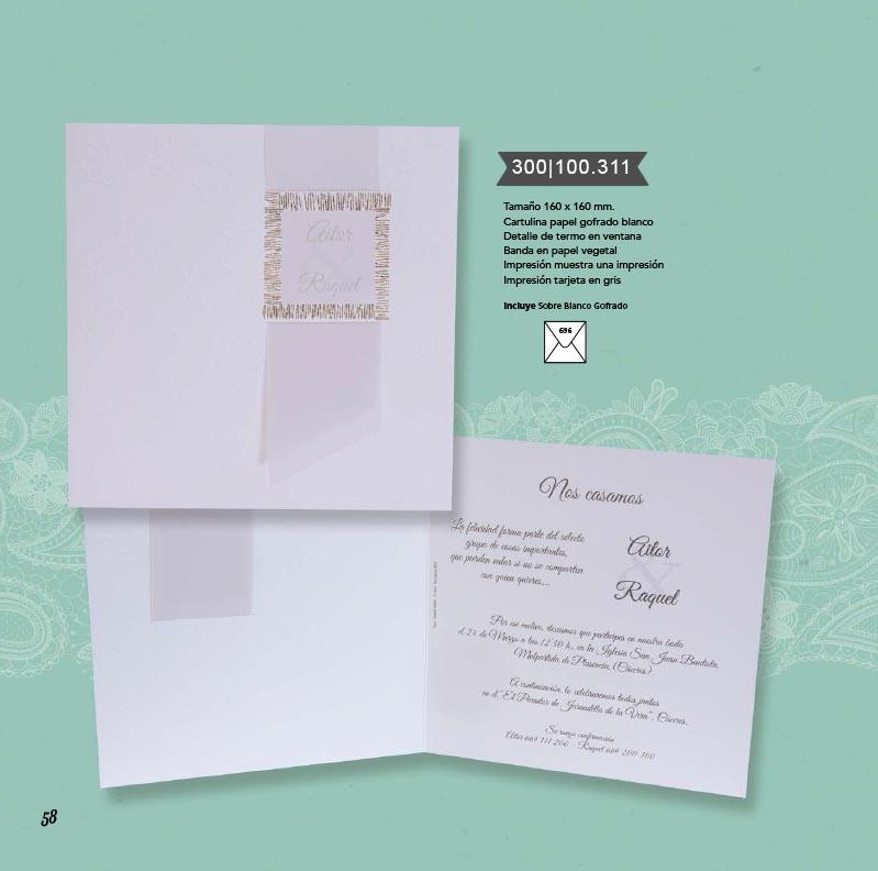Boda catálogo esencia | Bouquet 300100311