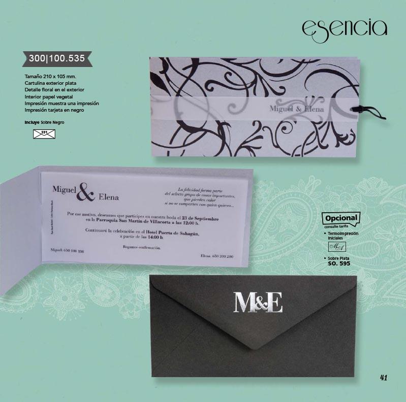 Boda catálogo esencia | Bouquet 300100535