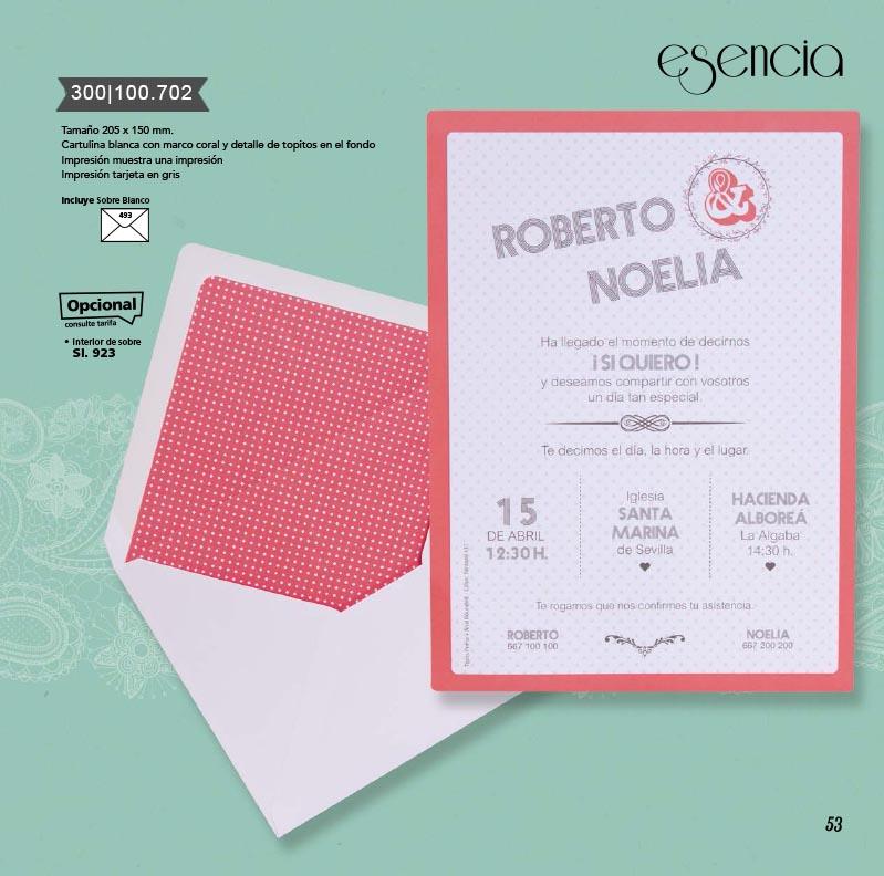 Boda catálogo esencia | Bouquet 300100702