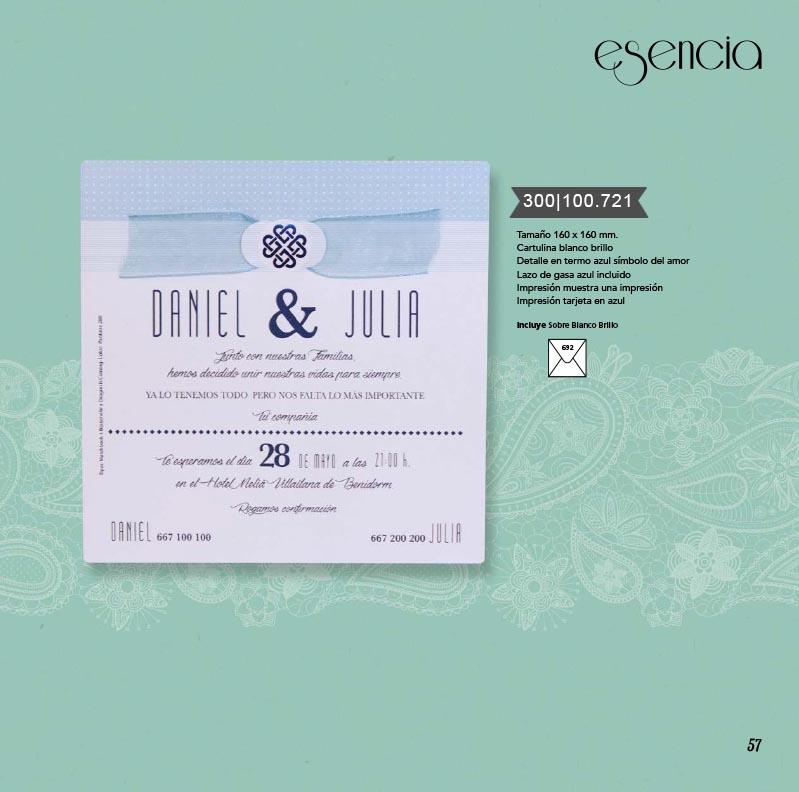 Boda catálogo esencia | Bouquet 300100721