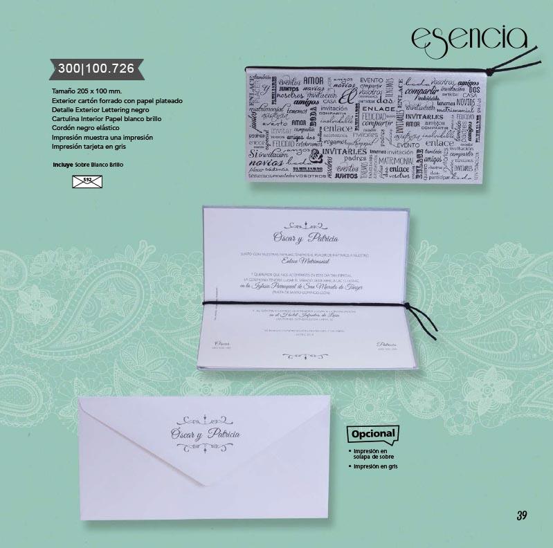 Boda catálogo esencia | Bouquet 300100726