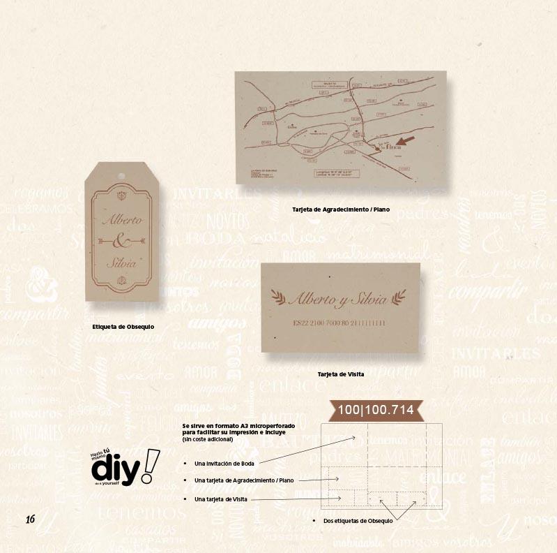 Boda catálogo esencia | Natural 100100714 detalle
