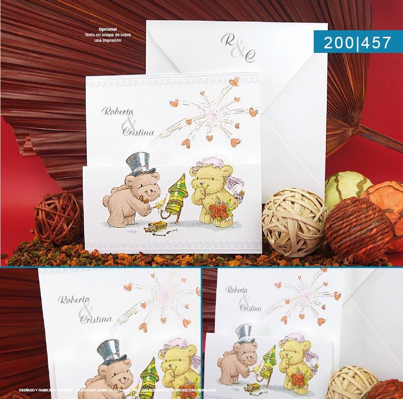 Boda catálogo frescura 200457