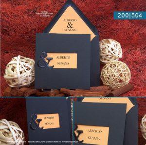 Boda catálogo frescura 200504