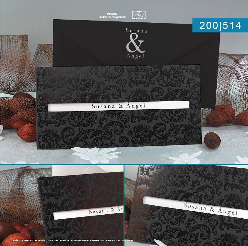 Boda catálogo frescura 200514