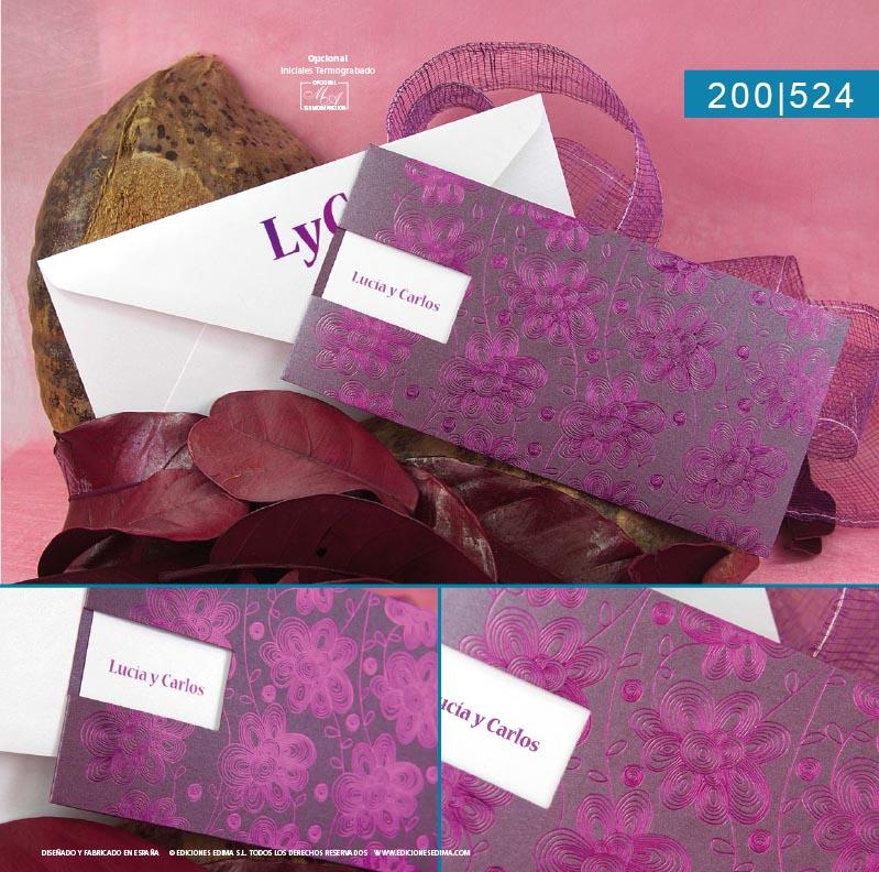 Boda catálogo frescura 200524