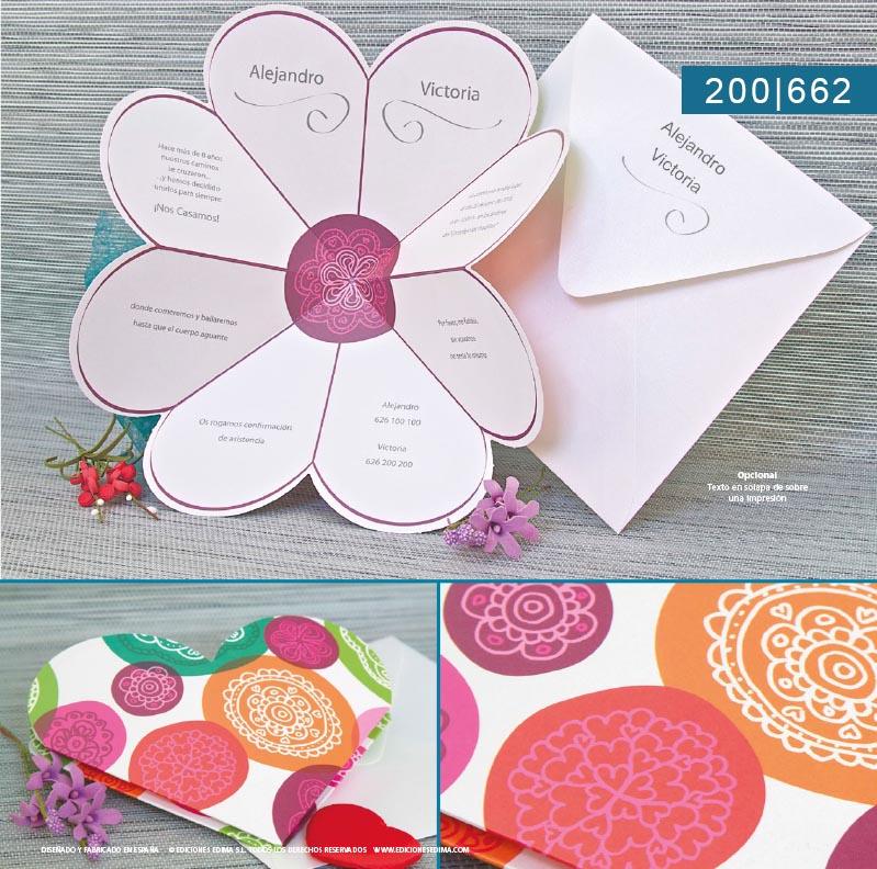 Boda catálogo frescura 200662