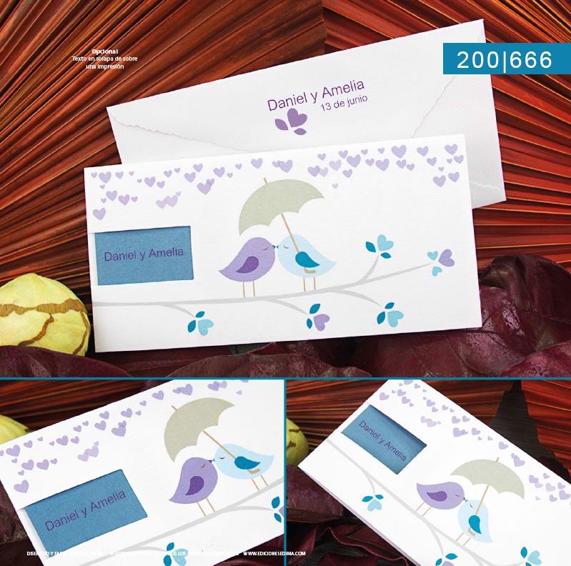 Boda catálogo frescura 200666