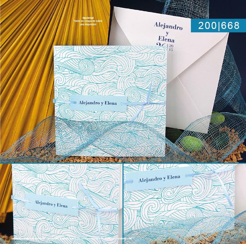 Boda catálogo frescura 200668