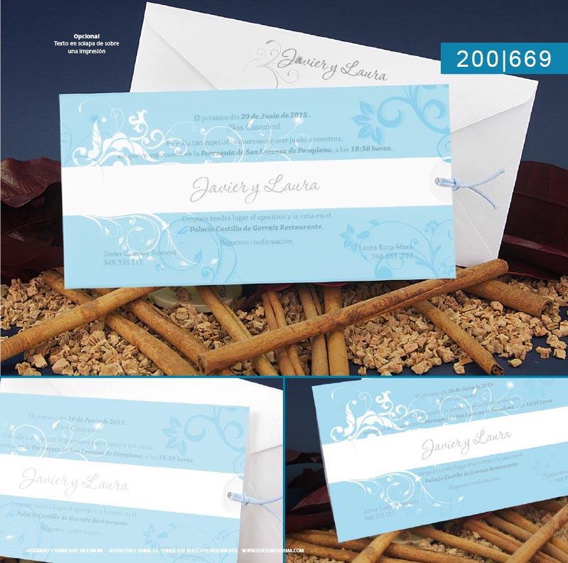 Boda catálogo frescura 200669