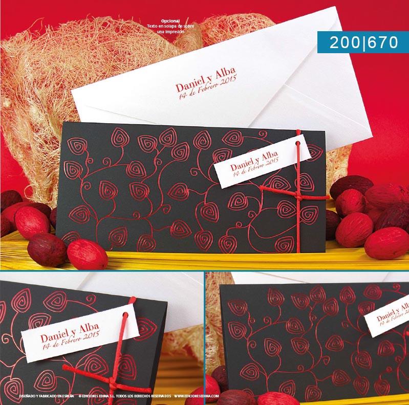 Boda catálogo frescura 200670