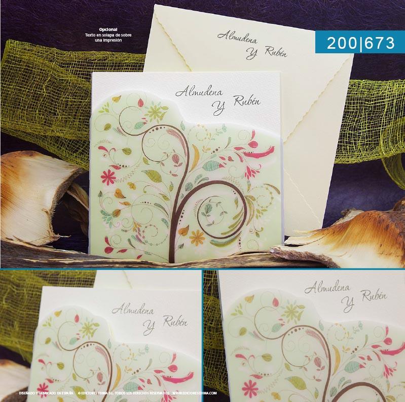 Boda catálogo frescura 200673