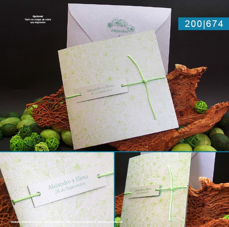 Boda catálogo frescura 200674