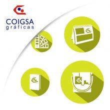Trabajos que se realizan en imprenta gráficas Coigsa