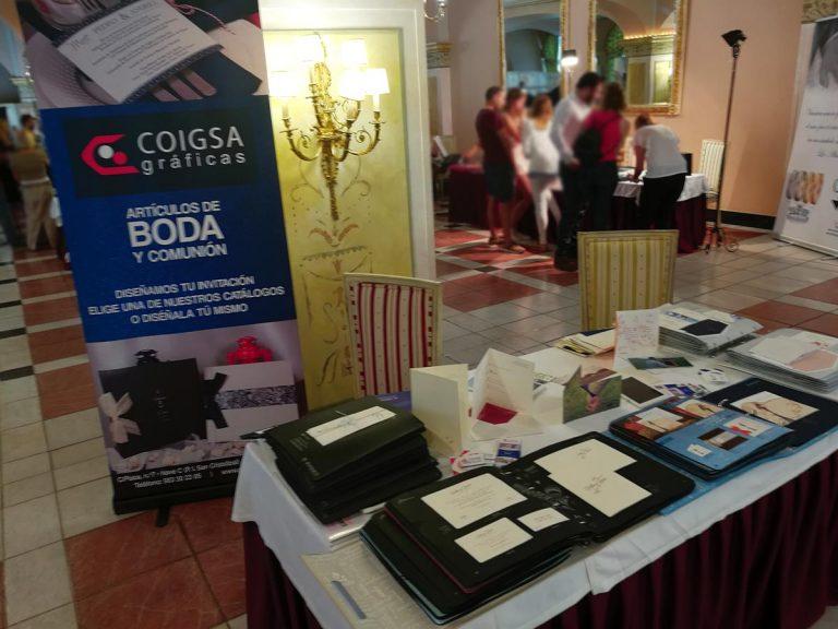 Feria de boda 2018 | Hotel La Vega - Imprenta Gráficas Coigsa